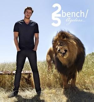 Liam the lion tamer
