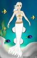 Lilly mermaid  - alpha-and-omega-2-a-howl-iday-adventure fan art