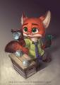 Little Nick Wilde