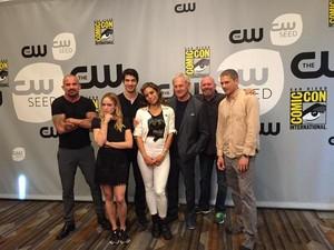 LoT Cast - Comic Con