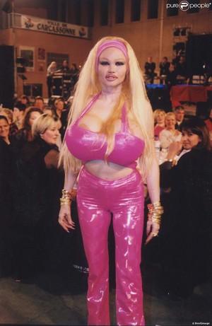 Lolo Ferrari- Eve Valois (February 9, 1963] – March 5, 2000)
