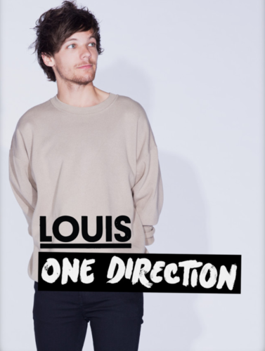 Луи Томлинсон Обои containing a jersey entitled Louis Tomlinson