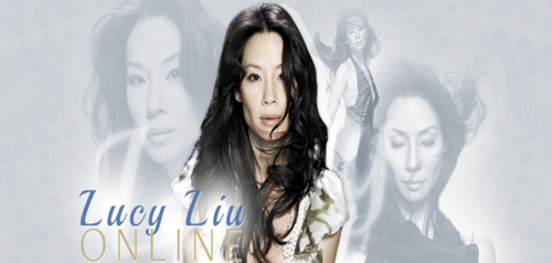 lucy liu wallpaper with a portrait entitled Lucy Liu