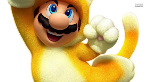 비디오 게임 바탕화면 entitled Mario