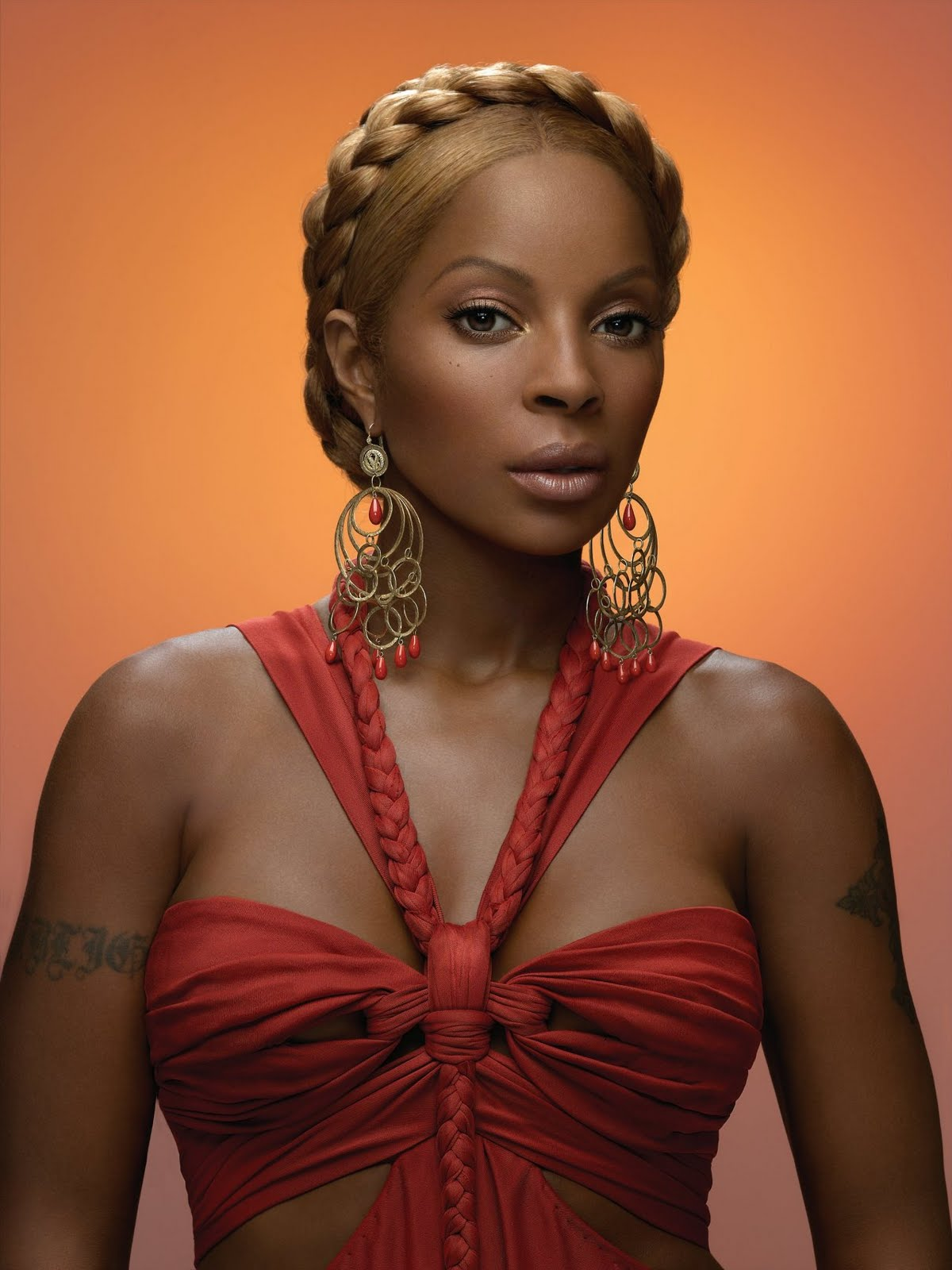 Rb Images Mary J Blige Hd Wallpaper And Background Photos 38646872