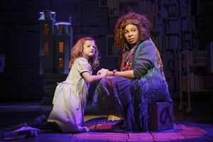 Matilda the Musical Broadway