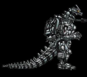 Mechagodzilla 2