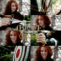 Merida           - once-upon-a-time fan art