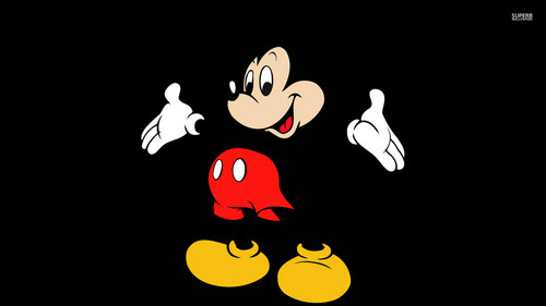 disney wallpaper probably containing a jersey entitled Mickey rato