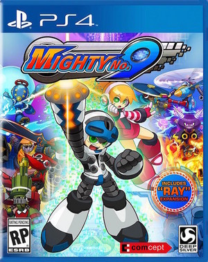 Mighty No.9 (Cover)