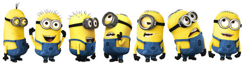 Despicable Me Minions wallpaper entitled Minions