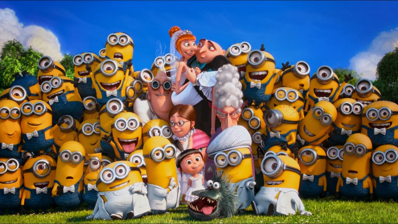 Moi Moche Et M 233 Chant Images Minions Hd Fond D 233 Cran And