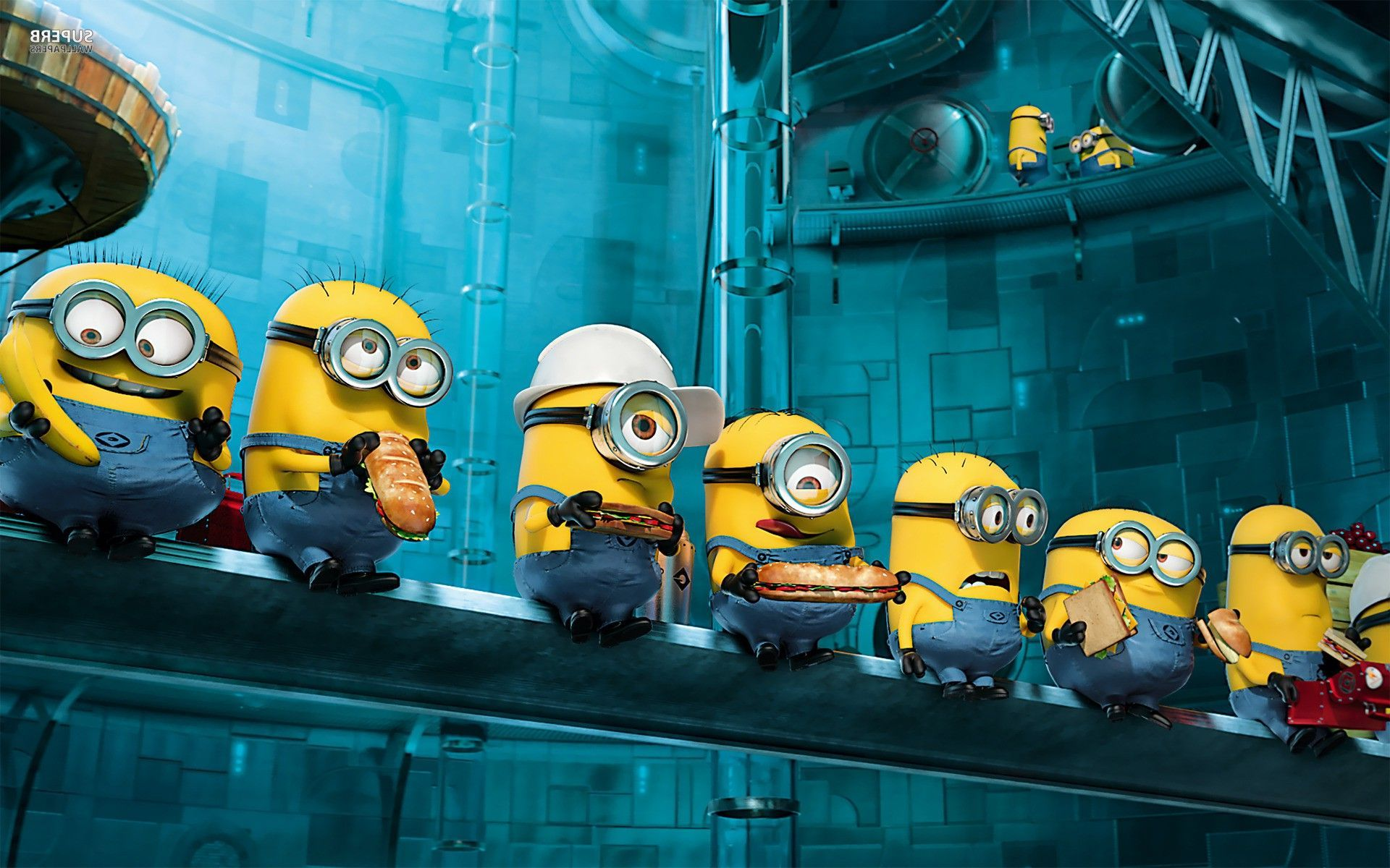 Despicable me minions images minions hd wallpaper and background