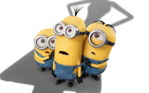 Despicable Me Minions wallpaper titled Minions