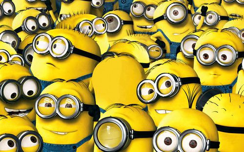 Despicable Me Minions wallpaper called Minions