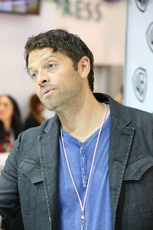 Misha at Comic Con 2015