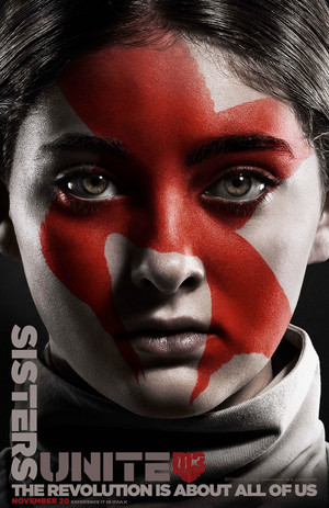 Mockingjay, Part 2: Faces of the Revolution: Primrose Everdeen