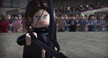 Custom Lego Hunger Games Mockingjay Part 2