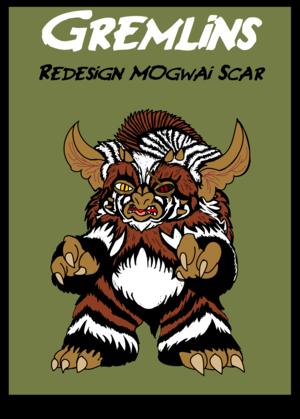 Mogwai Leader