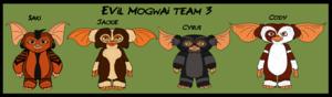 Mogwais