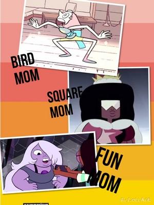 Moms of Steven universe