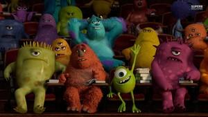 Monsters università