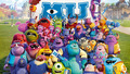 pixar - Monsters University wallpaper