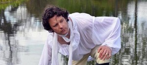Mr Darcy Lookalike