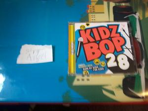 My KB28 CD