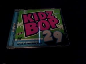 My KB29 CD