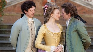 Natalie Dormer as The Scandalous Lady W