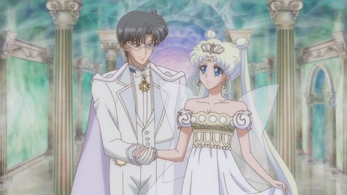 Serena and Darien images Serenity &amp- Endymion ? wallpaper and ...