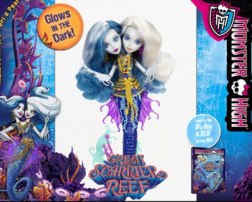 Monster High karatasi la kupamba ukuta probably containing anime called New Dolls 2016 Peri