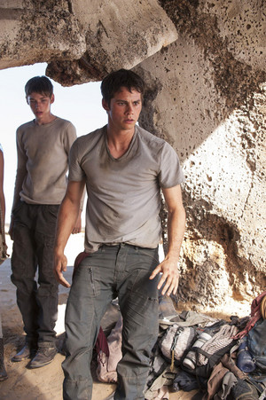 New The Scorch Trials still!