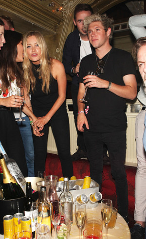 Niall at the Red stier Tropical Edition Party at the Box in Soho