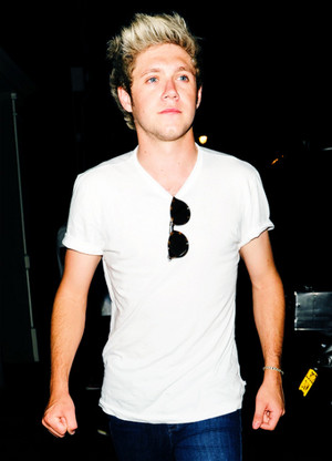 Niall leaving Soho House