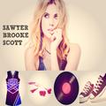 OTH AU FANCAST; Sawyer Brooke Scott - leyton-family-3 fan art