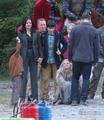 On Set Season 5 - once-upon-a-time photo