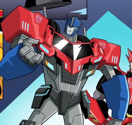 Optimus Prime wallpaper possibly with Anime entitled Optimus Prime