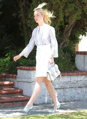 Out in Beverly Hills