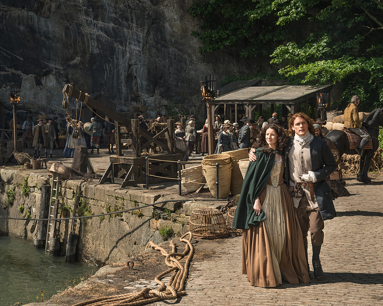 Outlander Season 2 First Look picture