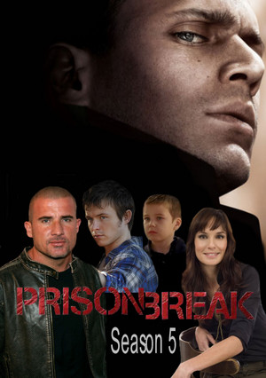 PRISON BREAK 5: Michael Scofield in the future. We do not want to see any stupid story from the past