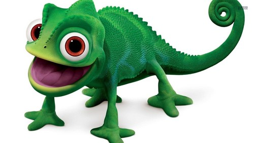 disney wallpaper with a triceratops entitled Pascal
