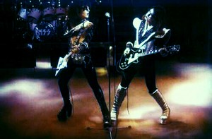 Paul Stanley Ace Frehley