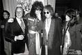 Paul Stanley, Peter Criss, Lydia Criss