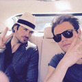Paul and Ian  - the-vampire-diaries-tv-show photo