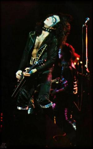 Paul as the Bandit ~New York City…January 8, 1974 (Fillmore East)