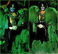 Peter ~Dynasty Photo Session (NYC) 1979 - kiss photo