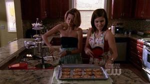 Peyton and Brooke