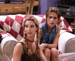 Phoebe and Rachel